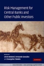 Risk Management for Central Banks and Other Public Investors ebook by Ulrich Bindseil,Fernando Gonzalez,Evangelos Tabakis
