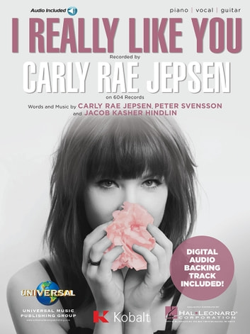 I Really Like You Sheet Music ebook by Carly Rae Jepsen