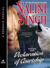 Declaration of Courtship - A Psy/Changeling Novella ebook by Nalini Singh