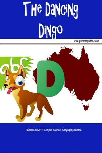 The Dancing Dingo ebook by Sally Faust