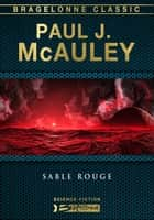 Sable rouge ebook by Paul J. Mcauley,Nathalie Serval
