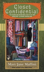 Closet Confidential ebook by Mary Jane Maffini