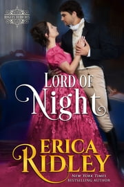 Lord of Night - A Regency Romance ebook by Erica Ridley