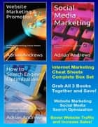 Internet Marketing Cheat Sheets: Complete Box Set ebook by Adrian Andrews