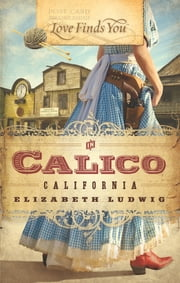 Love Finds You in Calico, California ebook by Elizabeth Ludwig