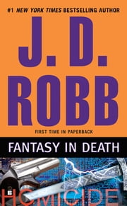 Fantasy in Death ebook by J. D. Robb