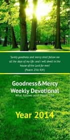 Goodness&Mercy Devotionals ebook by Ntando Ncube