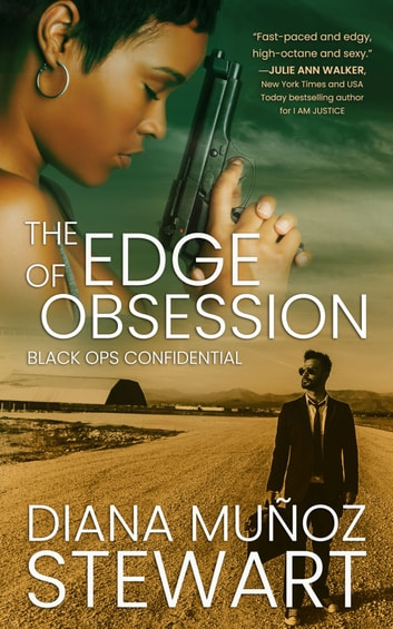 The Edge of Obsession ebook by Diana Muñoz Stewart