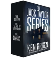 The Jack Taylor Series, Books 1-3 - The Guards, The Killing of the Tinkers, and The Magdalen Martyrs ebook by Ken Bruen
