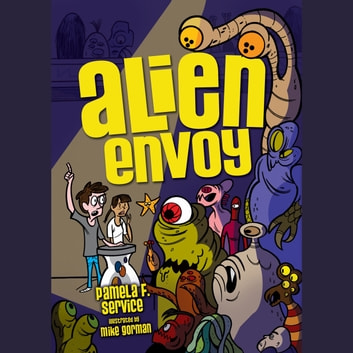 Alien Envoy audiobook by Pamela F. Service