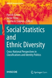 Social Statistics and Ethnic Diversity - Cross-National Perspectives in Classifications and Identity Politics ebook by Patrick Simon,Victor Piché,Amélie A. Gagnon