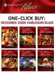 One-Click Buy: December 2009 Harlequin Blaze - Starstruck\Texas Blaze\Santa, Baby\Christmas Male\Twelve Nights ebook by Vicki Lewis Thompson,Jill Shalvis,Rhonda Nelson,Julie Kenner,Debbi Rawlins,Lisa Renee Jones