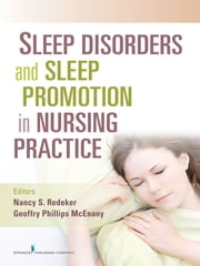 Sleep Disorders and Sleep Promotion in Nursing Practice ebook by