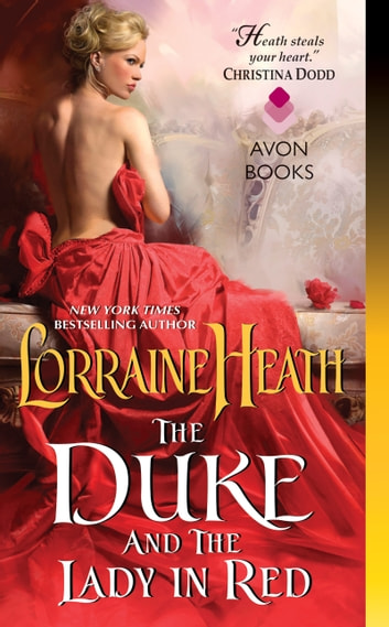 The Duke and the Lady in Red ebook by Lorraine Heath
