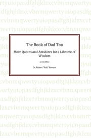 The Book of Dad Too ebook by Dr. Robert A. Benson