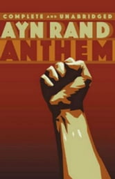 Anthem ebook by Ayn Rand
