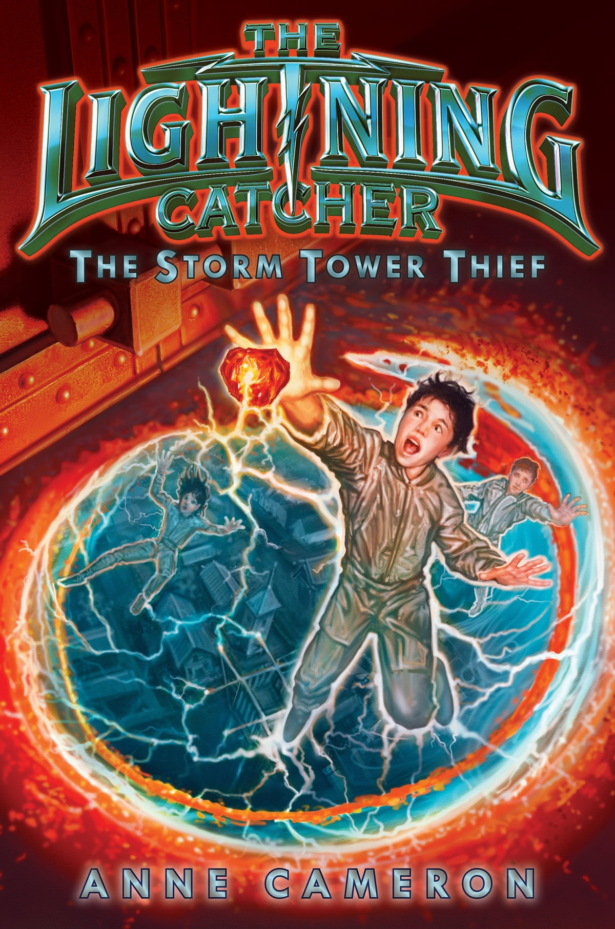 The Storm Tower Thief eBook by Anne Cameron - 9780062112828 | Rakuten Kobo