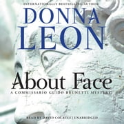 About Face audiobook by Donna Leon
