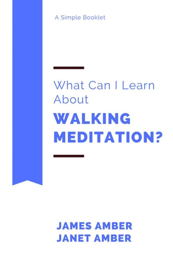 What Can I Learn About Walking Meditation? ebook by James Amber,Janet Amber