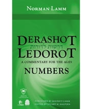 Derashot Ledorot: Numbers ebook by Norman Lamm
