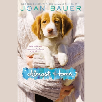 Almost Home audiobook by Joan Bauer