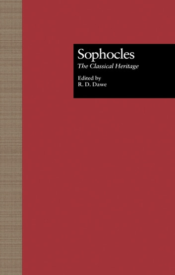 Sophocles - The Theban Plays ebook by Sophocles