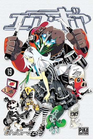Air Gear T19 ebook by Oh ! Great