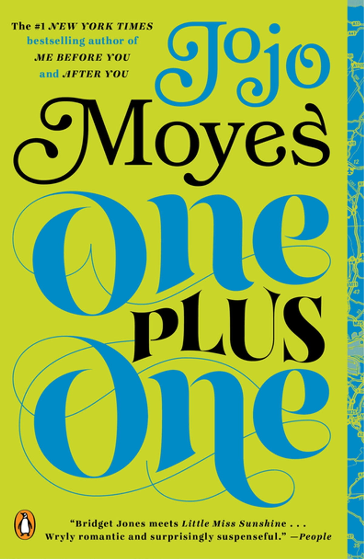 One Plus One  A Novel Ebook By Jojo Moyes