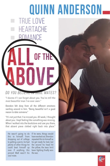 All of the Above ebook by Quinn Anderson