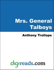 Mrs. General Talboys ebook by Trollope, Anthony