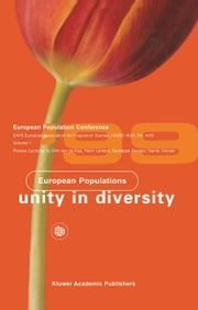 European Populations - Unity in Diversity ebook by Van der Kaa