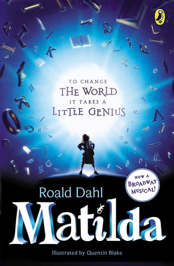 Matilda ebook by Roald Dahl