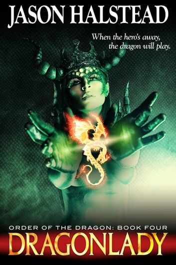 Dragonlady ebook by Jason Halstead