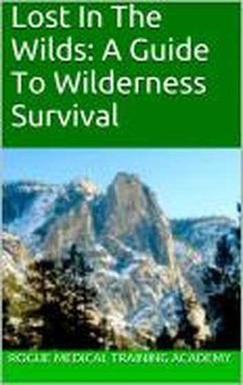 Lost In The Wilds: A Guide To Wilderness Survival ebook by Rogue Medical Training Academy