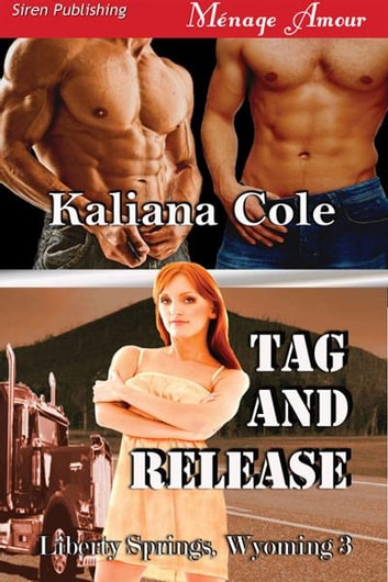 Tag and Release ebook by Kaliana Cole