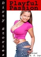 Dirty Stories: Playful Passion, Erotic Tales ebook by E. Z. Lay