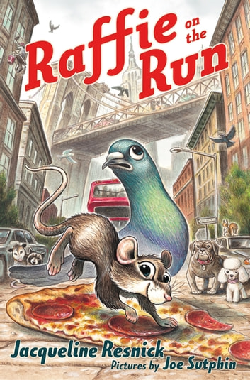 Raffie on the Run eBook by Jacqueline Resnick