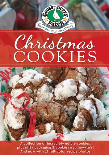 Christmas Cookies ebook by Gooseberry Patch