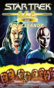 Star Trek: The Cleanup ebook by Robert T. Jeschonek