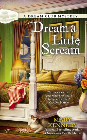Dream a Little Scream ebook by Mary Kennedy