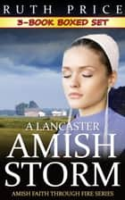 A Lancaster Amish Storm 3-Book Boxed Set ebook by Ruth Price