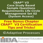 CBAP Case study based question - Requirement life circle management set- 02 ebook by LN Mishra