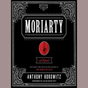 Moriarty audiobook by Anthony Horowitz