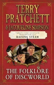 The Folklore of Discworld ebook by Terry Pratchett,Jacqueline Simpson