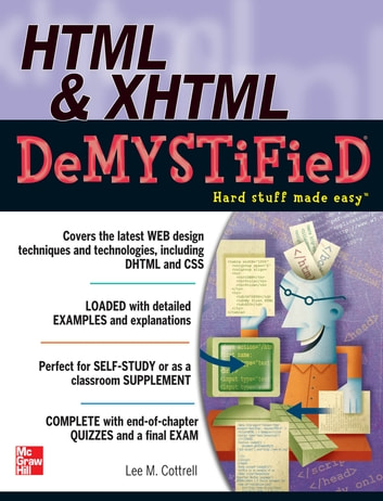 HTML & XHTML DeMYSTiFieD ebook by Lee M. Cottrell