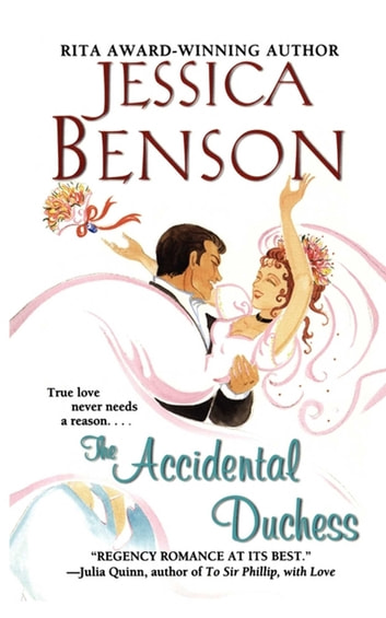 The Accidental Duchess ebook by Jessica Benson