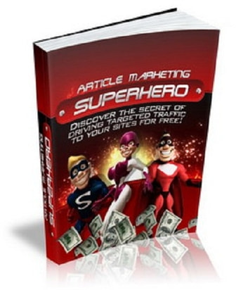 Article Marketing Superhero ebook by Anonymous