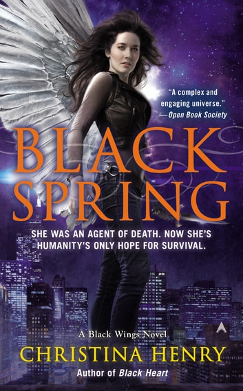 Black Spring ebook by Christina Henry