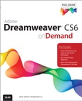 Adobe Dreamweaver CS6 on Demand ebook by Steve Johnson,Perspection Inc.