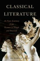 Classical Literature ebook by Richard Jenkyns